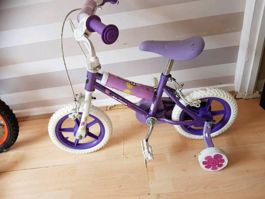 Girls bike. Ideal xmas present