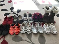 10 pairs of shoes!