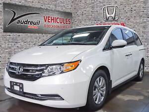 2015 Honda Odyssey EX-L w/RES