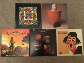 BARCLAY JAMES HARVEST ALBUMS (5)