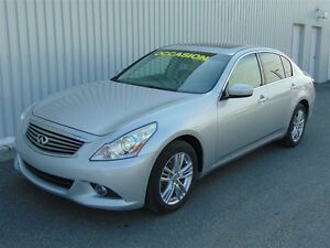 2010 Infiniti G37X ** LUXURY + BAS MILLAGE + EXTRA CLEAN ** WOW!