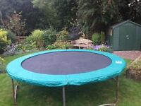 10ft trampoline for sale, make me an offer, harrow area collection only