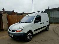 RENAULT KANGOO 2003 1.5 DCI SL17, 98K MILES, CAMBELT CHANGED, READY FOR WORK