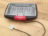 Moulinex Electric Outdoor portable BBQ Grill