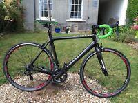 Carbon road bike medium Mekk ultegra cheap