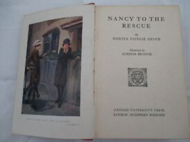 Nancy to the Rescue by Dorita Fairlie Bruce