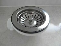 KITCHEN SINK WASTE BASKET STRAINER