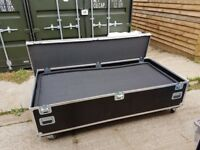 NEW Large custom made flight case road trunk