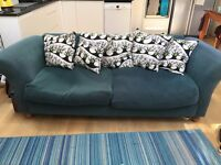 Large 4 seater Sofa - free