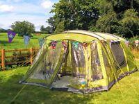 Vango Orava 5 man tent - excellent condition