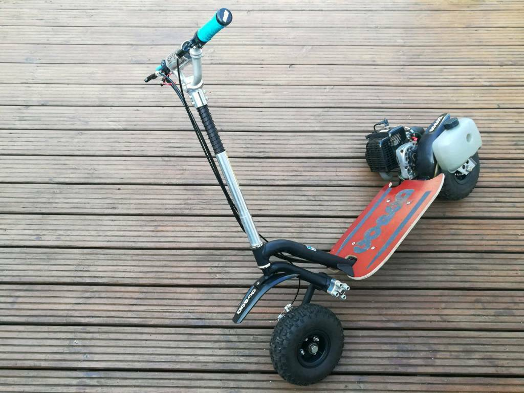 GOPED GTR TRAIL RIPPER 46 - PETROL SCOOTER - OFF ROAD GOPED - MADE IN THE  USA! | in Poole, Dorset | Gumtree