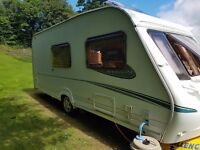 2006 abbey aventura 320 4/5 birth.excellent condition. New awning, moter moover