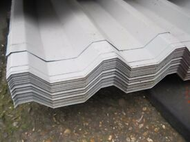 Galvanized Steel Roofing Sheets For Sale, They Are Brand New & Are £20 A Sheet!