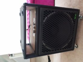 Trace Elliot 'air head cab / combo, 200watts