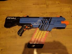 Nerf Rival Khaos LIKE NEW WITH EXTRA AMMO + BATTERIES!