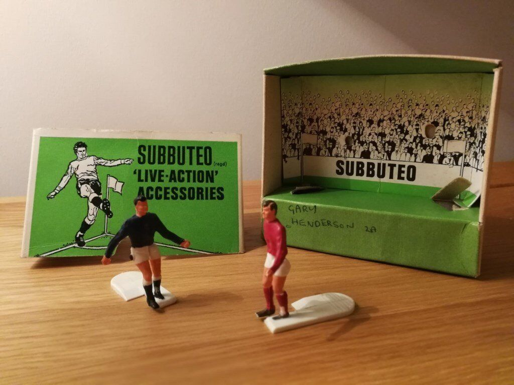 Vintage Subbuteo Corner Kickers