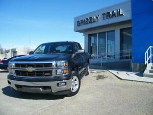 2014 Chevrolet Silverado 1500 2LT TRAILERING PACKAGE/LED CARG...