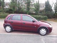 Vauxhall Corsa 1.2 LPG / PETROL