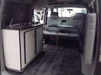 HI SPEC MAZDA BONGO 2.5 TD 4WD MOTOR CARAVAN/BRAND NEW KITCHEN CONVERSION/COOLANT ALARM FITTED