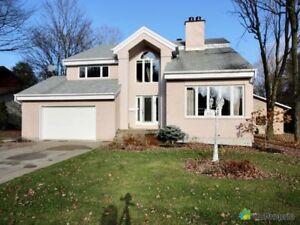 460 000$ - Maison à paliers multiples à vendre