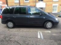 SEAT ALHAMBRA NEW SHAPE 7 SEATER ==== 1150 ONLY ==== 7 SEATER MPV
