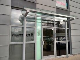 Number8 Cranmore Premium Office Space to Rent