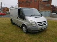 2006 SILVER FOR TRANSIT 2.2 SWB WITH M.O.T NICE TIDY VAN,
