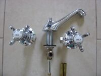 Balterley 400 series Chrome Basin Mixer Tap in chrome.(brand new)