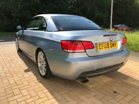NEED QUICK SALE 2009 BMW 3 Series M Sport Convertible