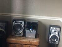 Panasonic stereo great condition