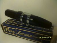 BERG LARSEN BARITONE MOUTHPIECE NEW & BOXED PLUS LIGATURE , BUT SORRY NO CAP ? ++++