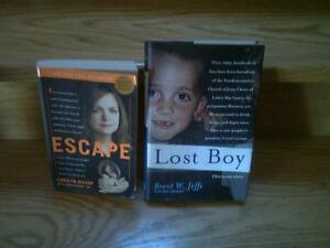 """ESCAPE"" & ""LOST BOY"""