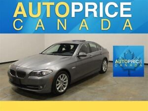 2013 BMW 528i xDrive X-DRIVE|TECH PKG|NAVIGATION