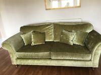 Stunning 3 seater sofa
