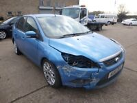 FORD FOCUS ZETEC TDCi - AU10ZGX - DIRECT FROM INS CO