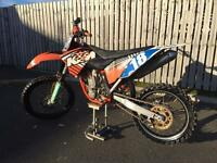 Ktm 250 sxf motocross bike 125 450 crf kxf Rmz