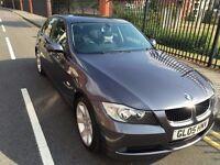 BMW 3 SERIES Grey 2.0