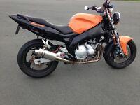 Yamaha thundercat 600 streetfighter