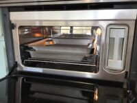 Luce by hotpoint steam oven