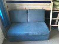 2 seater sofa bed with storage