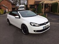 VOLKSWAGEN GOLF 1.6 SE BLUEMOTION TECH TDI Convertible 2013