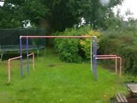 Funky Monkey Bars - outside play equipment