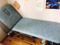 3 Section Hydraulic Therapy Table