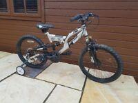 Kids Dunlop mountain bike 16inch for sale