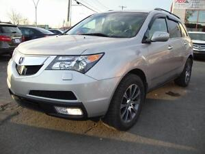 2012 Acura MDX ELITE NAVIGATION TECH-ENT PCKG