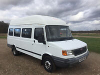 ONLY 85,000 MILES LDV 400 CONVOY 17 SEATER MINIBUS 2002 - FULL MILEAGE HISTORY - COIF CERTIFICATE !!