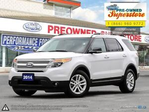 2014 Ford Explorer XLT***power liftgate, rear camera***