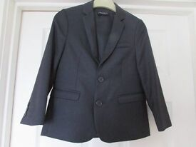 Boys Next three piece suite with shirt and tie age 5