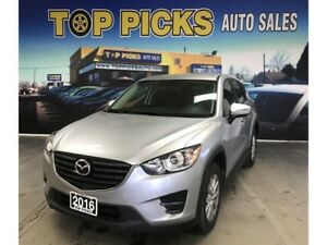 2016 Mazda CX-5 AWD, Low Kms, 2.5 Liter, Certified!