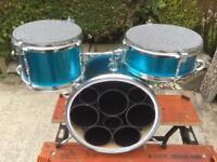Drum Kit Wine Rack